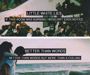 one direction, little white lies, and liam payne image