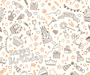 birthday, party, and celebration image