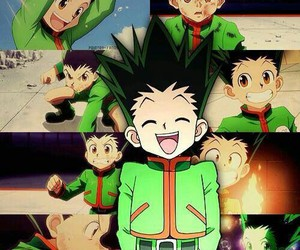 hunter x hunter, gon, and hxh image