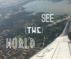 fly, photo, and see the world image