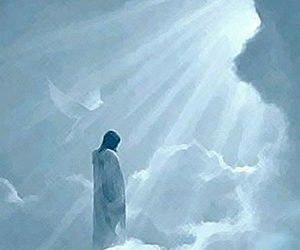 Christianity, holy spirit, and jesus christ image