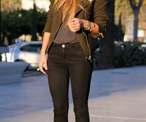 fashion, girl, and left image