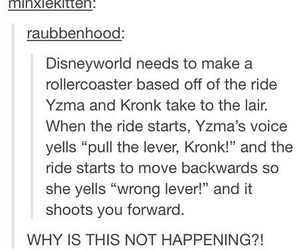 disney world, rollercoaster, and tumblr image