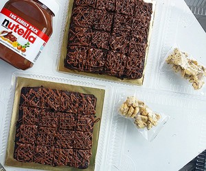 chocolate, delicious, and desert image
