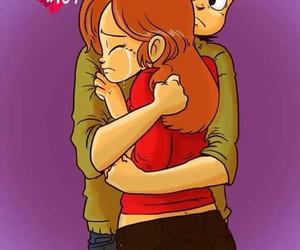 abrazo, silencio, and amor image
