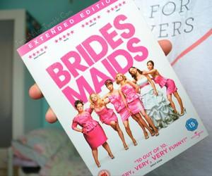 movie, brides maids, and bridesmaids image