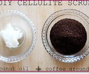 beauty, cellulite, and diy image