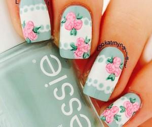 amazing, manicure, and beauty image