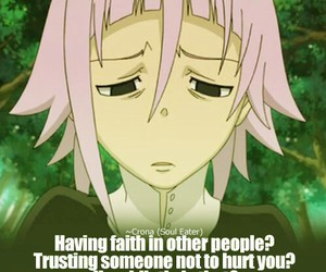 anime, quote, and soul eater image