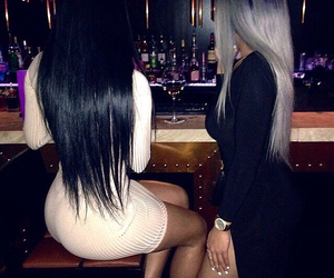 bar, beautiful, and bffs image