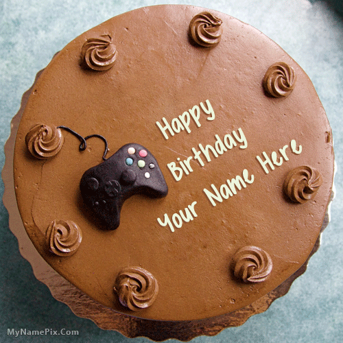 Enjoyable Write Name On Birthday Cake For Brother Happy Birthday Cake With Funny Birthday Cards Online Alyptdamsfinfo