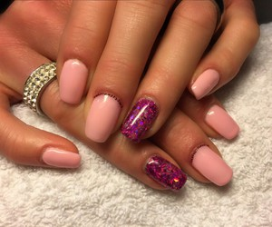 fashion, luxury, and nail art image