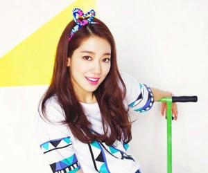 actress and park shin hye image