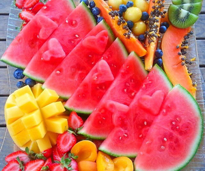 delicious, food, and FRUiTS image