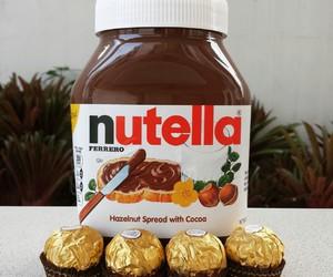 chocolate, favorite, and ferrero image