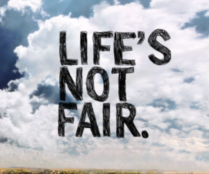 life, quote, and fair image