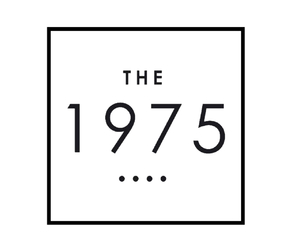 the 1975, overlay, and band image