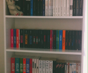 bibliophile, books, and maddox image