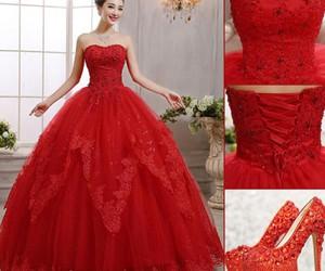 dress, awesome, and fashion image