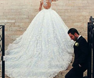 dress, goals, and marriage image