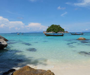 Island, thailand, and travel image