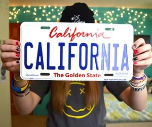 california, tumblr, and quality image