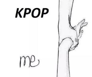 kpop and love image