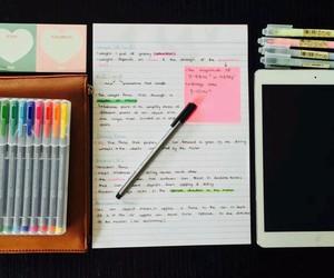study, motivation, and studyspo image