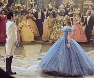 ballgown, dance, and princess image