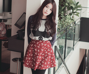 asian and cute image