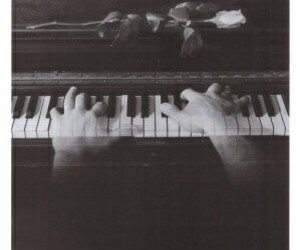 ghost and piano image