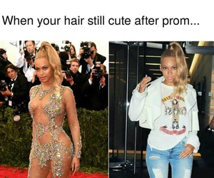 beyoncé and Prom image
