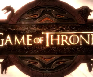 game, hbo, and Logo image