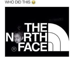 funny, lol, and north west image