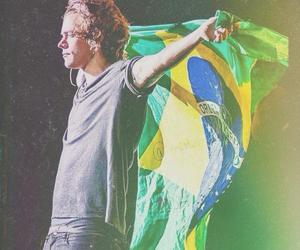 brazil, Harry Styles, and one direction image