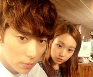 kdrama, kim seulgi, and yoon hyun min image