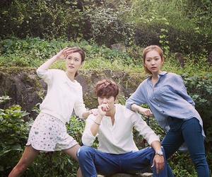 kdrama, jung yoo mi, and yoon hyun min image