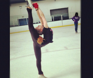 amazing, skater, and figure skating image