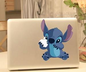 stitch and apple image