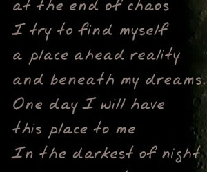 dark, day, and quotes image