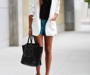 outfit, celine, and fashion image