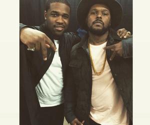 rap, schoolboy q, and asap ferg image