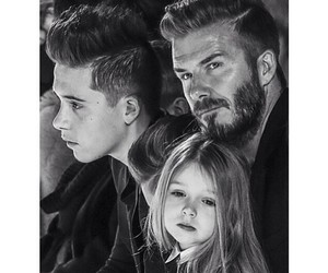 beckham, children, and family image