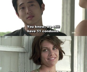 condoms, screencap, and glenn image
