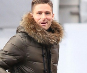 Arsenal, handsome, and oliver giroud image