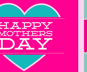 cards, mom, and mothers day image