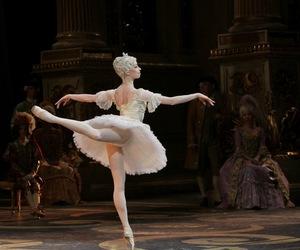 ballett, beautiful, and dance image