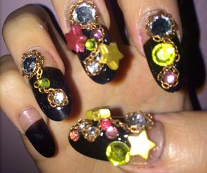 3d, art, and nails image