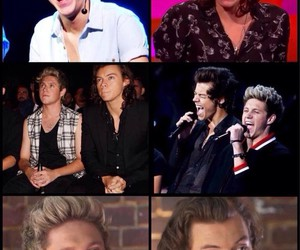 narry, one direction, and Harry Styles image