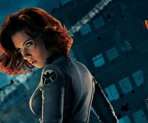 black widow, Avengers, and beautiful image